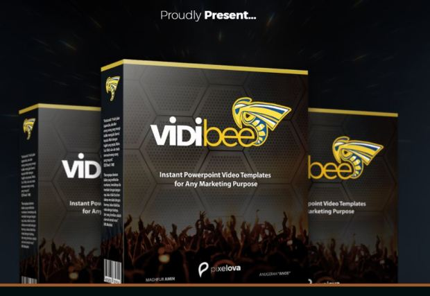 [Strongly Recommended] Vidibee PowerPoint Video Maker Tools Software Review - Amazing Software to Create Video 40% Faster and Can Save Budget Up to 93% Than Create Video from Scratch without Spend Thousands of Dollars to Get Professional Video Marketing